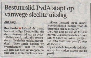 bron: Helderse Courant 22 maart 2014